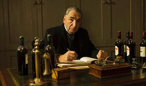 Charles Carson from Downton Abbey